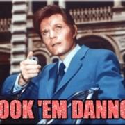 Book'em Danno!