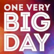 It's a big day